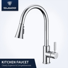 Best quality and factory for Kitchen Sink Faucet Kitchen Taps with Shower Attachment export to Germany Factories