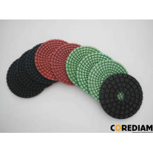 Best Quality for Granite Polishing Pads D110 Wet Stone Polishing Pads supply to Moldova Manufacturer