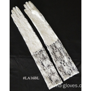 Polso lungo Fashion Lace Glove