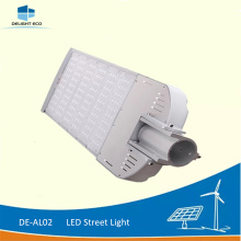 China New Product for China Led Street Light,Led Solar Street Light,Led Road Street Light Supplier DELIGHT DE-AL02 LED Chip Solar Items Light Fixture supply to Svalbard and Jan Mayen Islands Importers