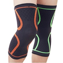 Online Manufacturer for Knee Guard Custom xxxl knee support brace sleeves  fitness export to Netherlands Factories