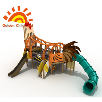 Cock Animal Outdoor Playground Equipment For Sale