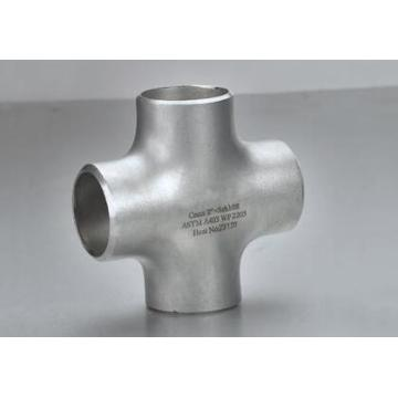 Stainless Steel 304/316 4 Way Cross Pipe Fittings