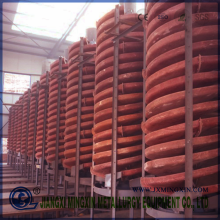 Gravity Spiral Chute Gold Mining Equipments