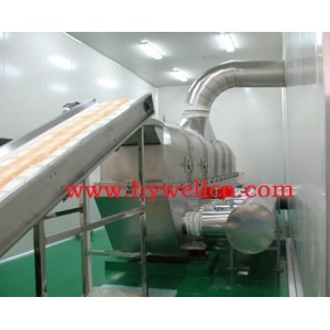 Instant Fertilizer Fluid Bed Drying Machine