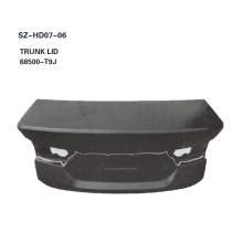 OEM/ODM for Honda Accord Trunk Lid Replacement Steel Body Autoparts Honda 2015 City TRUNK LID supply to Malawi Exporter