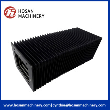 flexible accordion protective folding way bellows