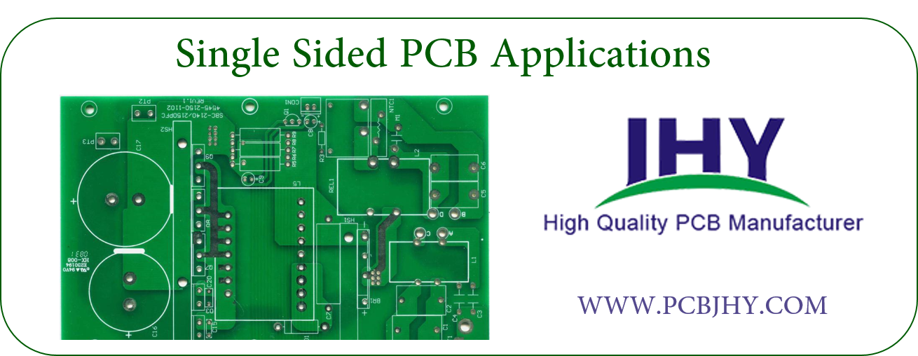 Single Sided PCB, Single Layer PCB, 1 Layer PCB Manufacturer