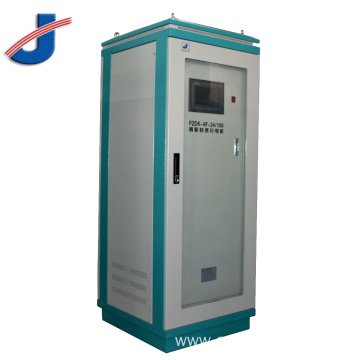 Intelligent rapid charger for industrial robot