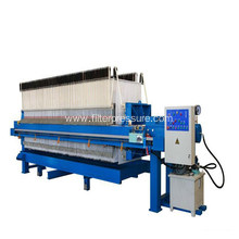 Automatic Hydraulic Pottery Clay Cast Iron Filter Press