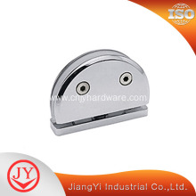 China New Product for Glass Hinges Semi Circle Rotating Glass Door Floor Hinge export to Armenia Manufacturer