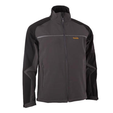 Reflective strips Softshell Jacket