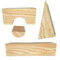 Educational Toy wood grain foam blocks for children