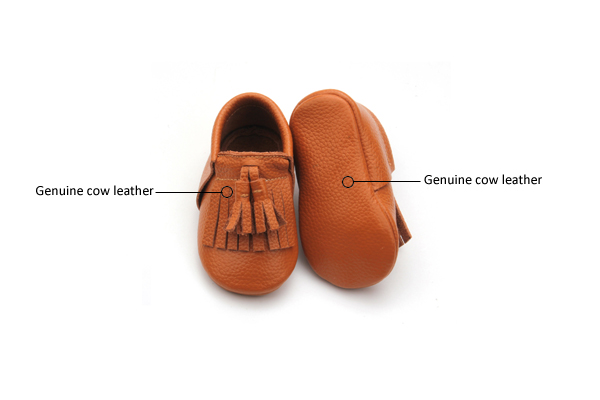 Baby Moccasins Shoes