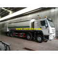 30 CBM HOWO LPG Gas Dispenser Trucks