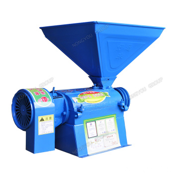 Adjusting Automatic Rice Mill Paddy Rice Huller