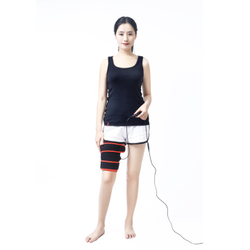 Far infrared electric thigh heating therapy pad