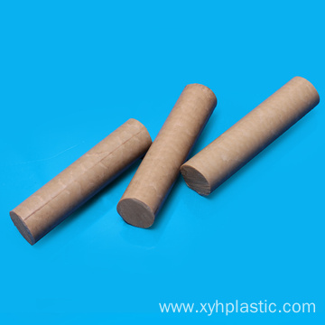 Solid Customized Diameter Flexible PTFE Rod