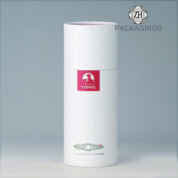 Different size custom packaging box/paper tube