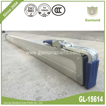 Aluminum Cargo Shoring Lock Plank With OEM Clamps