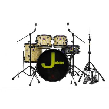 PVC Acoustic Drum Set