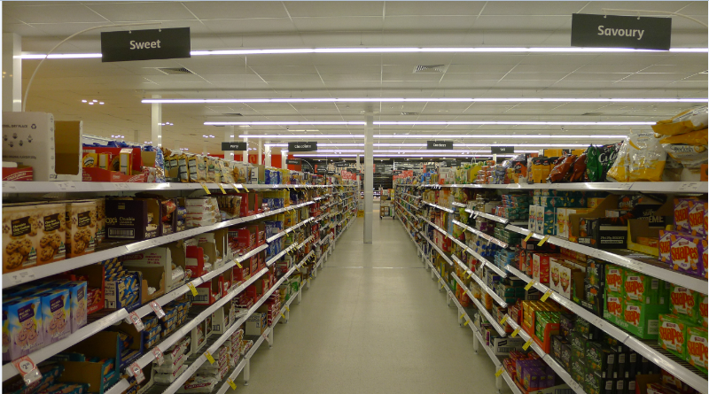 SUPERMARKET LINEAR LED