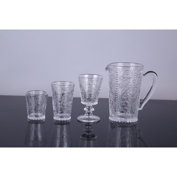 Eco-Friendly Handmade Drinking Glass Cup