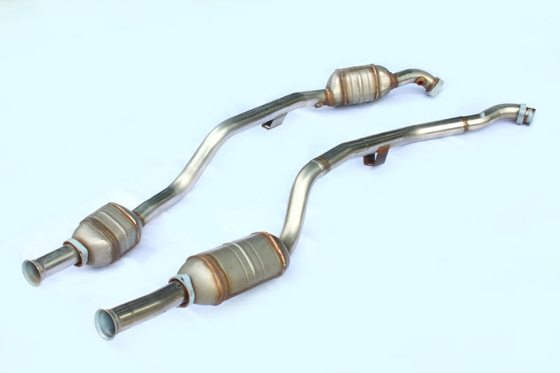 Direct-Fit Performance Catalytic Converter For BENZ