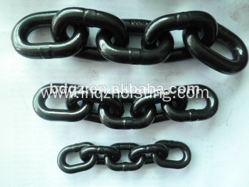 G80 alloy hoist lifting chain