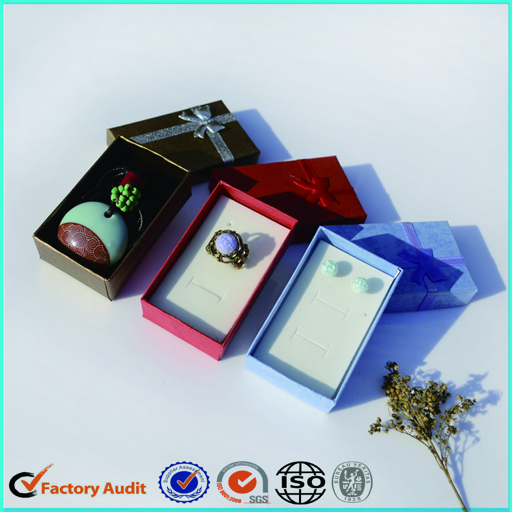 Earring Box Zenghui Paper Package Company 1 2