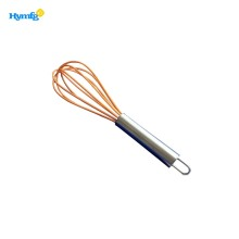 Food grade nonstick silicone kitchen whisk