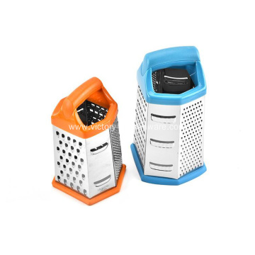 Multifunctional kitchen stainless steel cheese grater