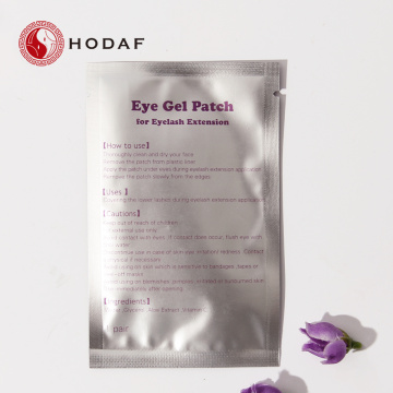 Good product eye gel patch for eyelash extension