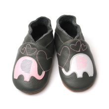Wholesale Happy Kids Shoes Cute Girl Loafer Shoes