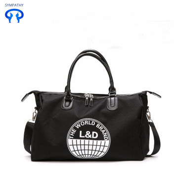 Portable pu short-haul travel bag