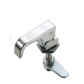 Zinc alloy T handle quarter turn locks, metal turn lock, t-handle cam lock