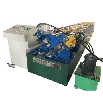 Galvanized light steel profile machine
