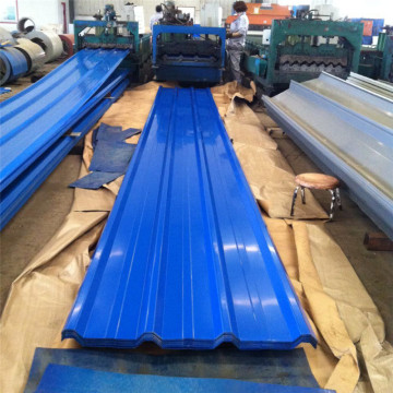 0.35mm Thick Prepainted Galvanized Roofing Sheet