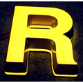 Small Light Up Letters Sign for Shop Store