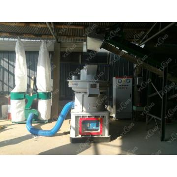 xgj ring die pellet mill
