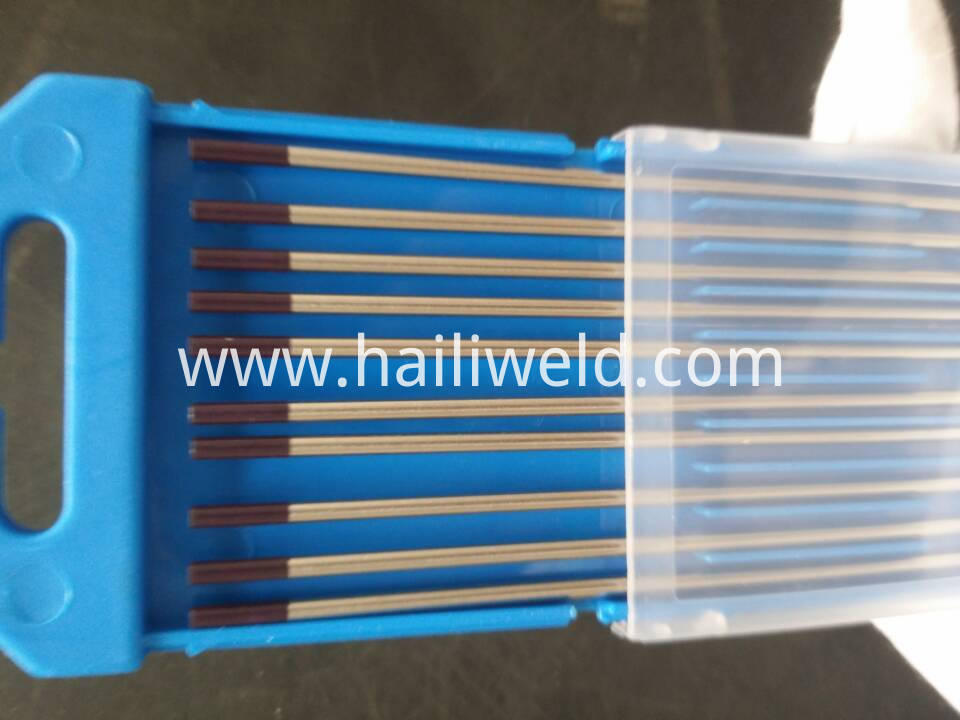 Multii Composite Rare Earth Wolfram Electrode