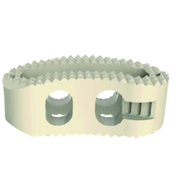 Spinal Cervical or Lumbar PEEK Fusion Cage