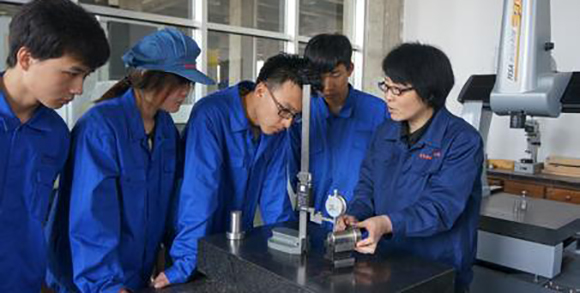 Inspection of CNC turned parts
