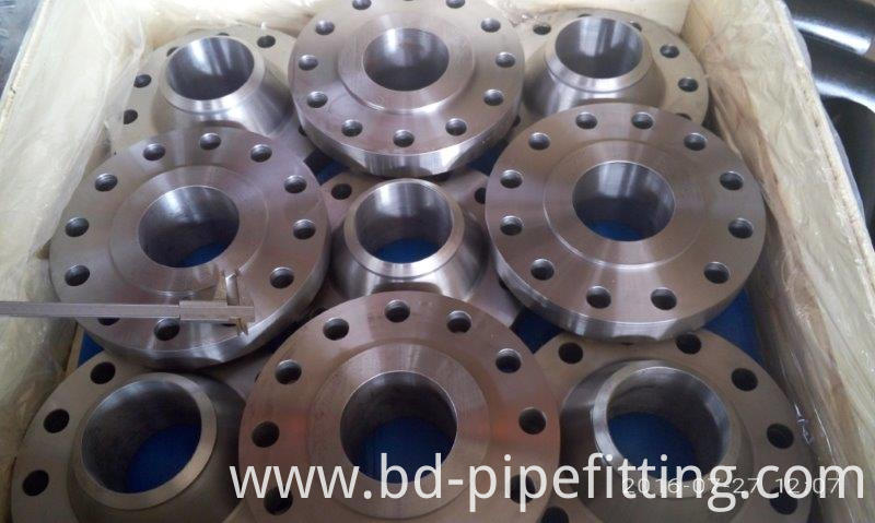 F22 Alloy Steel Flanges