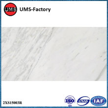 Lightweight printed polished marble ceramic floor tile