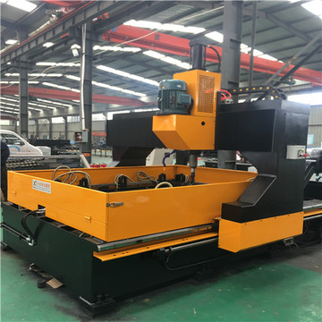 Mesin Pengeboran Plat Gantry Movable CNC