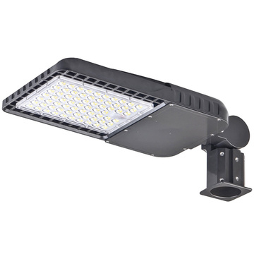 150W Led Shoebox Parking Lot Area Light