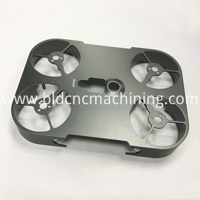 high precision machining aluminum parts