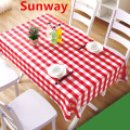 Cheap Plastic Table cloth