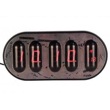 Piano Button Digital Desk Clock